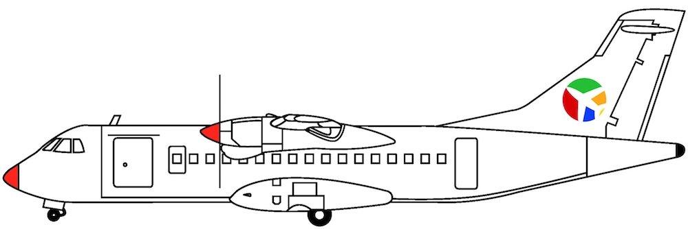 ATR 42 500
